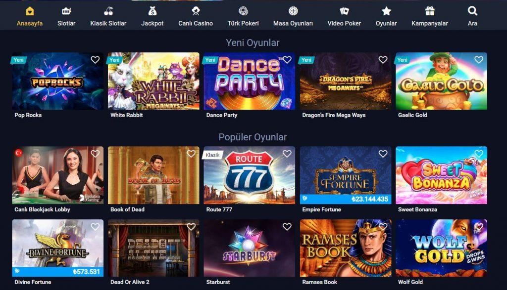 En iyi ve en guvenilir canli casino siteleri - kumar siteleri
