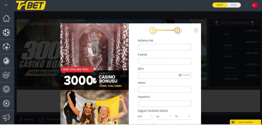 Guvenilir Online Casino Siteleri